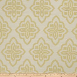 Jaclyn Smith 2601 Chenille Lemon Zest Fabric