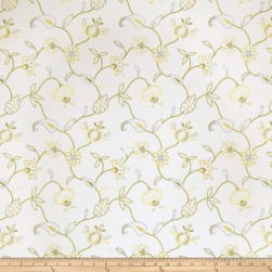 Jaclyn Smith 2609 Lemon Zest Fabric