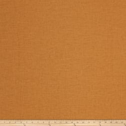 Jaclyn Smith 2636 Linen Blend Pumpkin Fabric