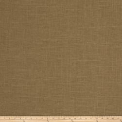 Jaclyn Smith 2636 Linen Blend Hickory Fabric