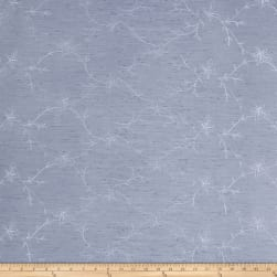 Trend 2665 Faux Silk Blue Fabric