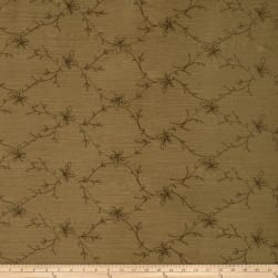 Trend 2665 Faux Silk Walnut Fabric