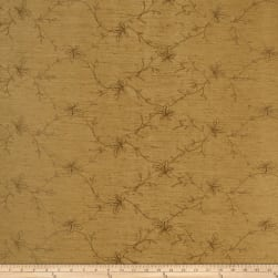 Trend 2665 Faux Silk Bronze Fabric