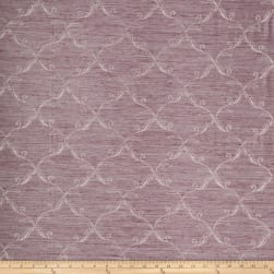 Trend 2666 Faux Silk Purple Fabric