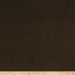 Trend 2797 Faux Leather Seal Brown Fabric