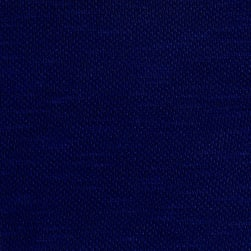 Rayon Sweater Knit Solid Lapis