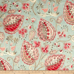 Dena Designs Flamingo Frolic Bellini Fabric