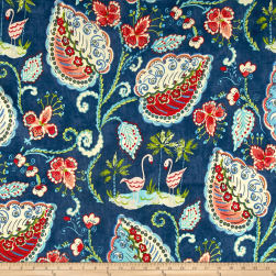 Dena Designs Flamingo Frolic Fiesta Fabric