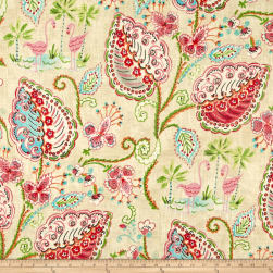 Dena Designs Flamingo Frolic Watermelon Fabric