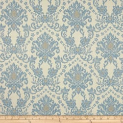 Waverly Tailored Romance Bluebell Fabric