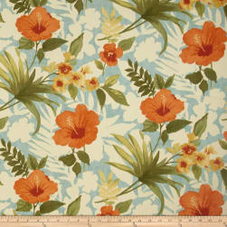 Tommy Bahama Indoor/Outdoor Pool Party Seaspray Fabric