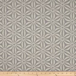Tommy Bahama Indoor/Outdoor Star Batik Silver Beach Fabric