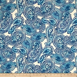 Tommy Bahama Indoor/Outdoor Summery Spin Lake Fabric