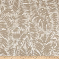 Tommy Bahama Jungle Love Linen Circa Parchment Fabric