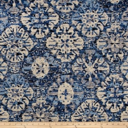 Waverly Craft Culture Twill Indigo Fabric