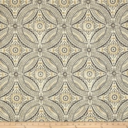 Kelly Ripa Home Indoor/Outdoor Blissfulness Pewter Fabric