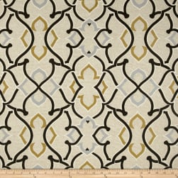 Indoor/Outdoor Linked Onyx Fabric