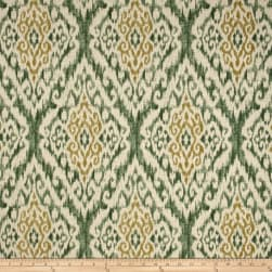 Richloom Rhodes Jade Canvas Fabric