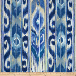 Covington Indoor/Outdoor Aloha Indigo Fabric