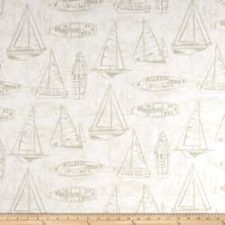 Covington Indoor/Outdoor Rum Runner Linen Fabric