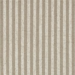 Golding by P/Kaufmann Scout Stripe Canvas Taupe Fabric
