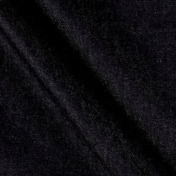 P/Kaufmann Premium Denim Black Fabric