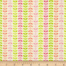Riley Blake Under The Sea Vines Green Fabric