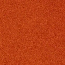 Wool Solid Color Orange