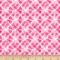 Riley Blake Paige's Passion Fracture Pink Fabric