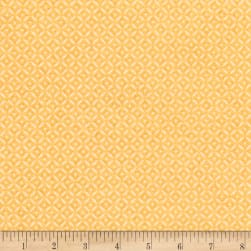 Riley Blake Paige's Passion Diamond Yellow Fabric