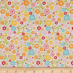 Riley Blake Happy Day Floral Multi