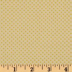Riley Blake Happy Day Dots Yellow Fabric