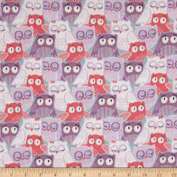 Pippet Moesby Packed Owls Multi
