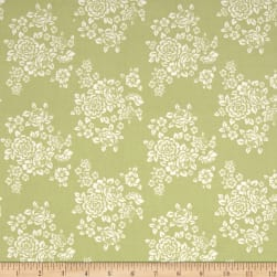 Anne of Green Gables Bouquet Green Fabric