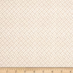 Anne of Green Gables Weave Cream Fabric