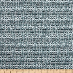 Covington Riad Basketweave Azure Fabric