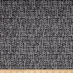 Covington Riad Basketweave Granite Fabric