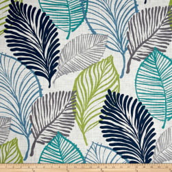 Covington Tatum Linen Seaside Fabric