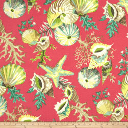 Swavelle/Mill Creek Indoor/Outdoor Grantoli Mai Tai Fabric