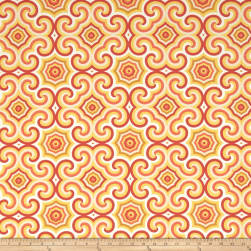 Swavelle/Mill Creek Indoor/Outdoor Osbourne Spice Garden Fabric