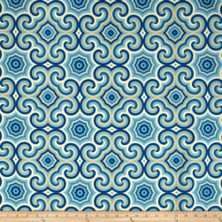 Swavelle/Mill Creek Indoor/Outdoor Osbourne Blue Moon Fabric