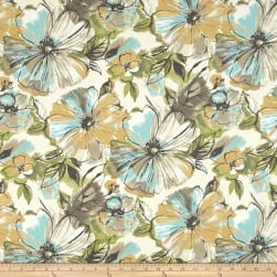 Swavelle/Mill Creek Indoor/Outdoor Porzio Stone Harbor Fabric