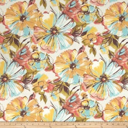 Swavelle/Mill Creek Indoor/Outdoor Porzio Spice Garden Fabric