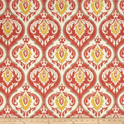 Swavelle/Mill Creek Indoor/Outdoor Ragone Paprika Fabric