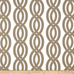 P/Kaufmann Outdoor Jacquard Sea Shore Sand Olefin Fabric