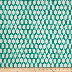 P/Kaufmann Outdoor Beach Gate Emerald Fabric