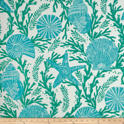 P/Kaufmann Outdoor Cove Emerald Fabric