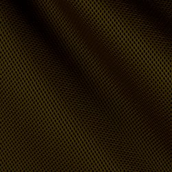 Spacer Mesh Olive Green Fabric