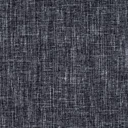 Europatex Pandora Upholstery Basketweave Navy/Grey Fabric