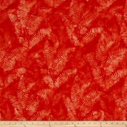 Bali Handpaints Batiks Fern Yam Fabric